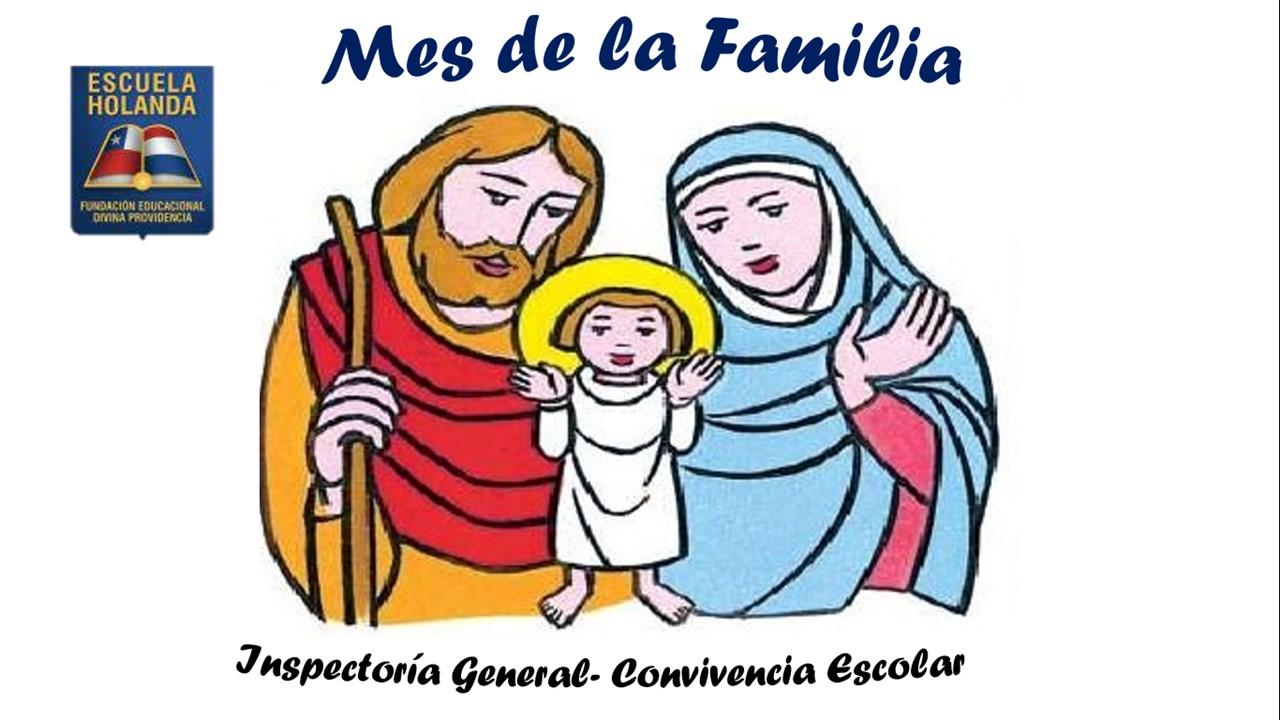 Mes de la Familia